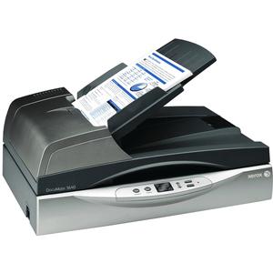 Xerox DocuMate 3640 Flatbed Scanner - 600 dpi Optical
