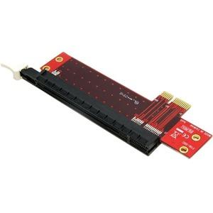 StarTech.com PCI Express X1 to X16 LP Slot Extension Adapter