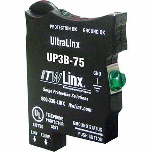 ITWLinx UltraLinx UP3B-75 Surge Suppressor