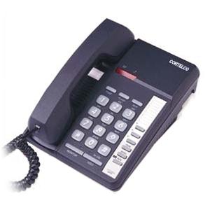 Cortelco 3691 Standard Phone - Black