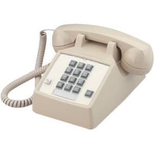 ITT 250044VBA27F Standard Phone - Ash
