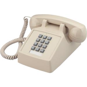 Cortelco 250009VBA20M Standard Phone - Ivory