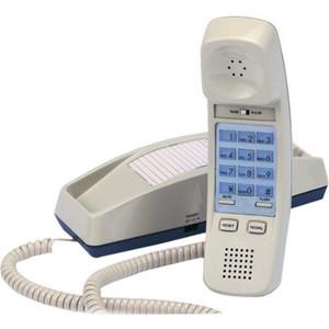 Cortelco Trendline 815047VOE21F Standard Phone - Red