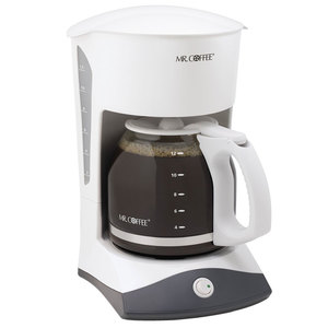 12 CUP COFFEEMAKER WHITE