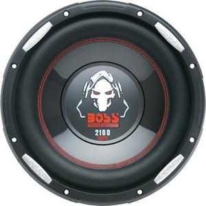 BOSS AUDIO P106DVC Phantom10 inch Dual Voice Coil (4 Ohm) 2100-watt Subwoofer