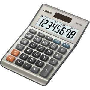 Casio MS-80S-S-IH Desktop Basic Calculator