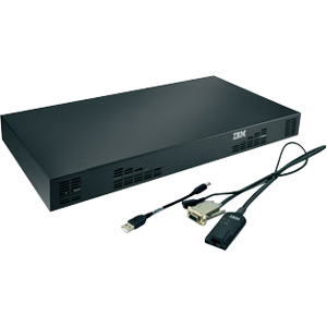Lenovo GCM16 KVM Switch