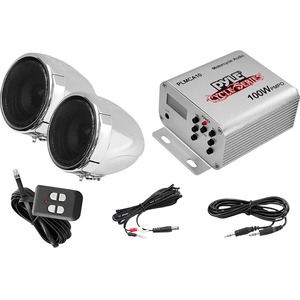 Pyle PLMCA10 Speaker/Amplifier Kit