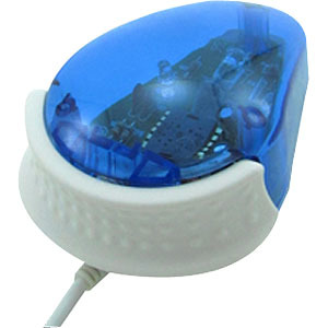 My Lil' Mouse One Button Kids Computer Mouse Blue