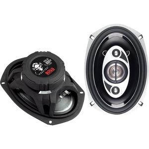 """BOSS AUDIO P69.4C Phantom 6"""" x 9"""" 4-way 800-watt Full Range Speakers"""