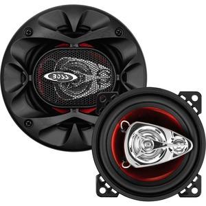 "BOSS AUDIO CH4230 Chaos Exxtreme 4"" 3-way 225-watt Full Range Speakers"