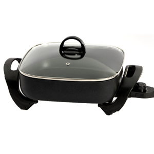 Focus Electrics 72212 Electric Skillet