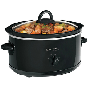 COOKER SLOW MANUAL OVAL 7QT SS