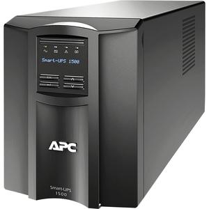 APC Smart-UPS SMT1500I 1500 VA Tower UPS - International Version