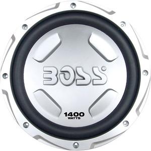 BOSS AUDIO CX122 Chaos Exxtreme12 inch Single Voice Coil (4 Ohm) 1400-watt Subwoofer
