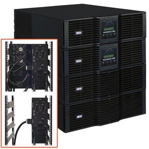 Tripp Lite UPS Smart Online 16000VA 14400W Rackmount 16kVA 208/240V USB DB9 Manual Bypass Hot Swap 12U