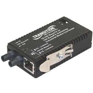 Transition Networks M/E-ISW-FX-01(SM) Fast Ethernet Media Converter