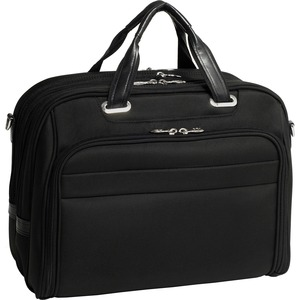 "McKleinUSA 15.6"" Nylon Fly-Through™ Checkpoint-Friendly Laptop Briefcase"
