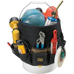 48PKT TOOL BUCKET BAG
