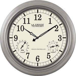 La Crosse Technology WT-3181PL Wall Clock