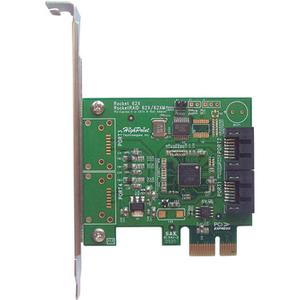 HighPoint Rocket 600 620A 2-port PCI Experss Serial ATA Controller