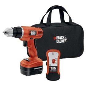 Black & Decker GCO12SFB Cordless Drill