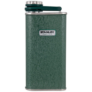 FLASK CLASSIC STAINLESS 8OZ