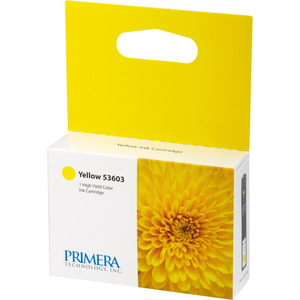 Primera 53603 Original Ink Cartridge - Yellow