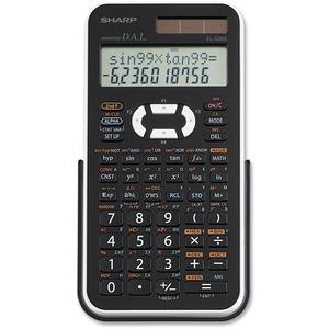 Sharp EL-520XBWH Scientific Calculator