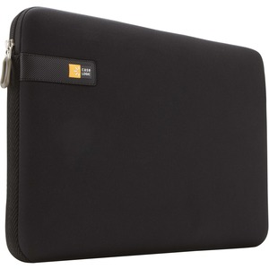 """Case Logic LAPS-117 Carrying Case (Sleeve) for 17.3"""" Notebook - Black"""