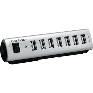 Gear Head UH7500ESP 7-port USB Hub