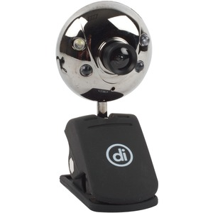 Micro Innovations ChatCam 4310100 Webcam - 0.3 Megapixel - USB