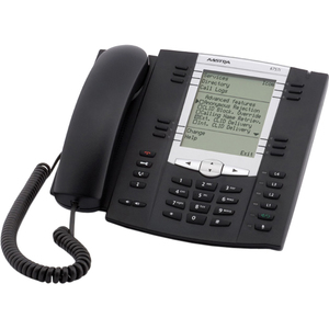 Aastra 6757i IP Phone - Cable - Wall Mountable