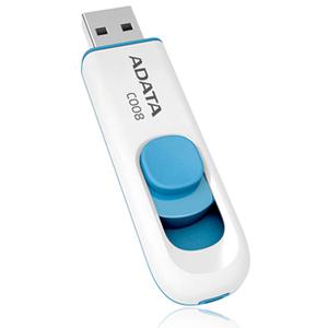 Adata 64GB Classic C008 USB2.0 Flash Drive