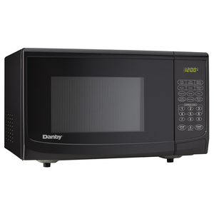 MICROWAVE BLACK 1.1 CU. FT.