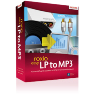 Roxio EASY LP TO MP3 - Complete Product - 1 User - Standard