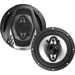 """BOSS AUDIO NX654 Onyx 6.5"""" 4-way 400-watt Full Range Speakers"""