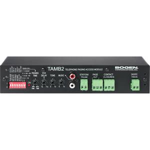 Bogen TAMB2 Telephone Paging Access Module