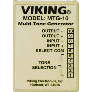 Viking Electronics MTG-10 Doorbell