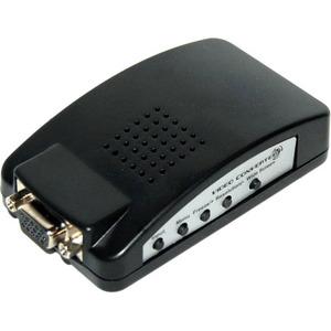 Bytecc RCA Composite S-video to VGA Video Converter