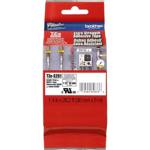 Brother Heavy-duty Adhesive Lamntd Tape Cartridges