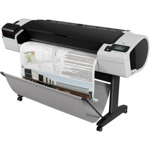 """HP Designjet T1300 PostScript Inkjet Large Format Printer - 44"""" Print Width - Color"""