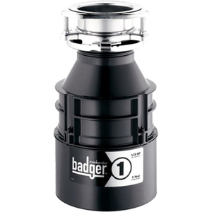 DISPOSER 1/3HP BADGER 1