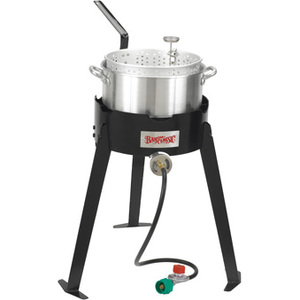 22IN TALL FRAME COOKER/FRY POT