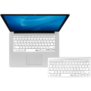 KB Covers White Checkerboard Keyboard Cover