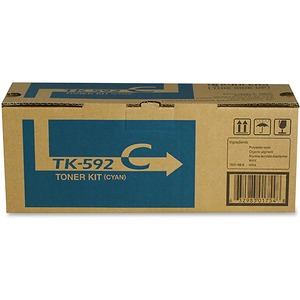 Kyocera TK-592C Original Toner Cartridge