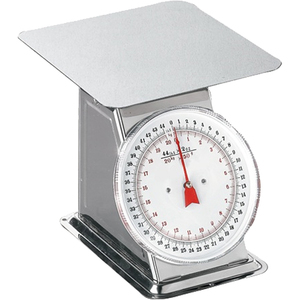 44 lb. Flat Top Dial Scale