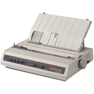 Open Box: Oki MICROLINE 186 Parallel Dot Matrix Printer