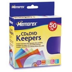 Memorex Assorted CD Cases