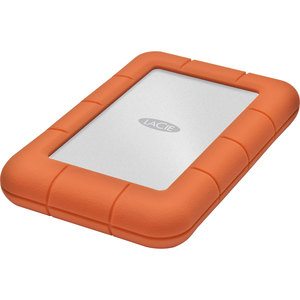 """LaCie Rugged Mini 301556 500 GB 2.5"""" External Hard Drive"""